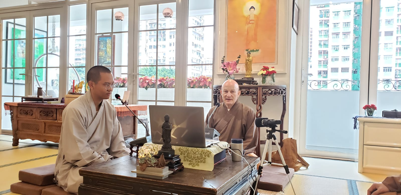 Practicing Brahmavihara with the Pure Land Methodology